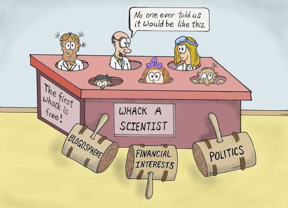 life of a scientist