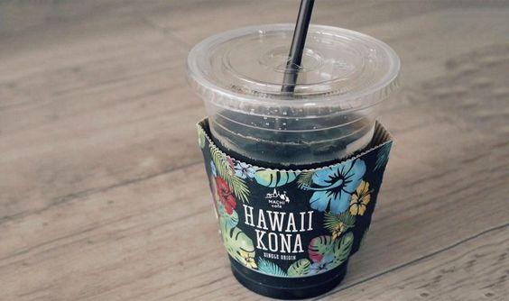 ローソンマチカフェ、数量限定のハワイコナコーヒーを販売