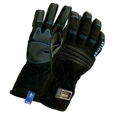 Ad Ebay Ergodyne Proflex 819wp Gauntlet Thermal Waterproof Insulated Work Gloves Xl New Work Gloves Gloves Personal Protective Equipment