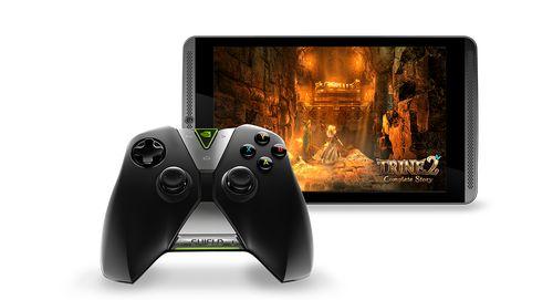 Nvidia Shield gewinnen :)
