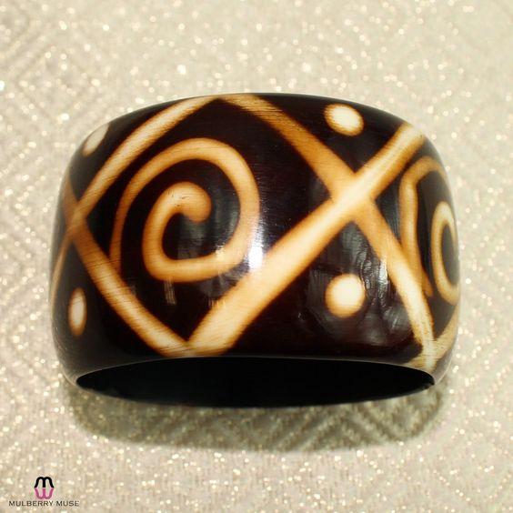 Wooden Cuff Bracelet