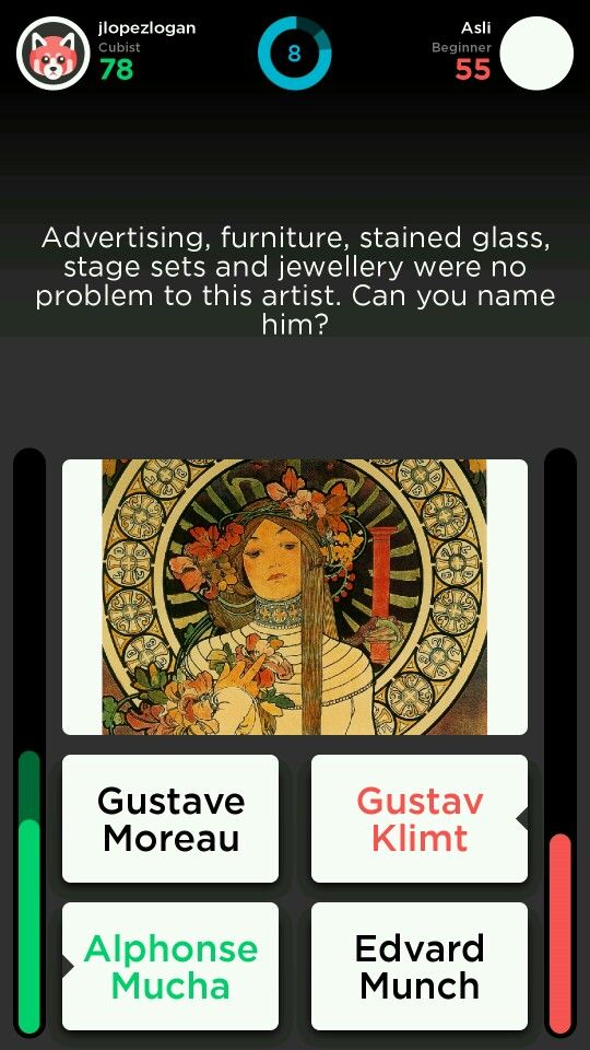 favorite artist = easiest question
