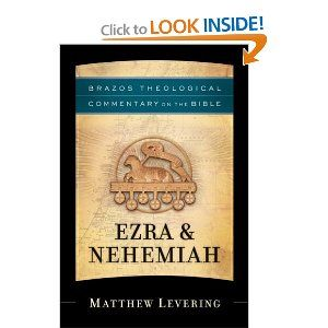 Levering on Ezra & Nehemiah
