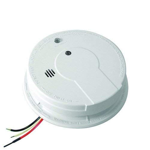 Get Kidde I12040 120v Ac Wire In Smoke Alarm With Battery Backup And Smart Hush At Beachaccessoriesstore Battery Backup Fire Safety Smoke Alarms