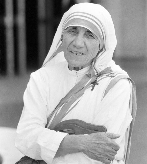 Who aspire me most (MOTHER TERESSA)?