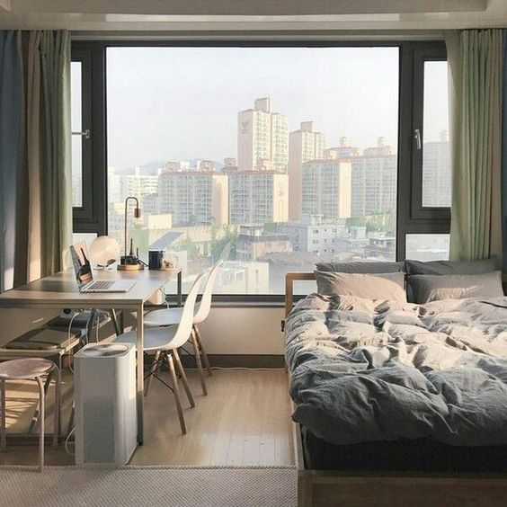 Affordable Single Bedroom Design Ideas 05