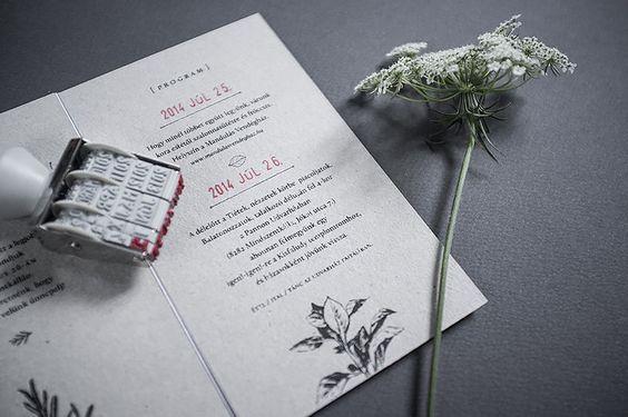 Eszter Laki https://www.behance.net/gallery/18663109/Zsofis-wedding