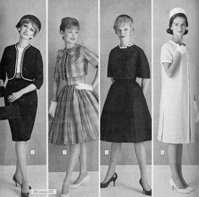 Late 50s/Early 60s Review-Women