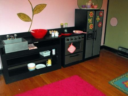 Awesome play kitchen do it yourself home projects from for Awesome do it yourself projects