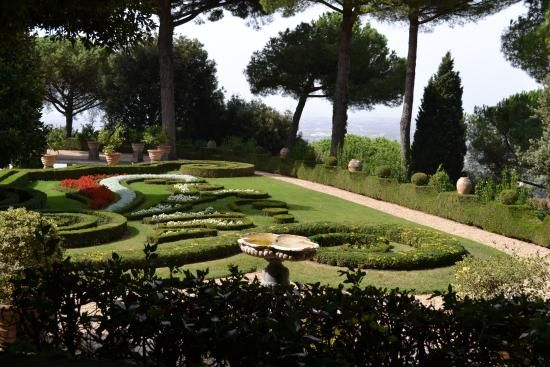 657e151870d9eed7c5c3b1ac80fb8242 - Barberini Gardens Of The Pontifical Villas
