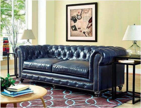 Mua sofa da ở đâu có phong cách cổ điển, hiện đại cho phòng khách