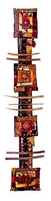 Alice Vander Vennen, Cobourg, Ontario, Canada | Weekly Artist Fibre Interviews | Fibre Art | International | Canadian | World of Threads Fes...