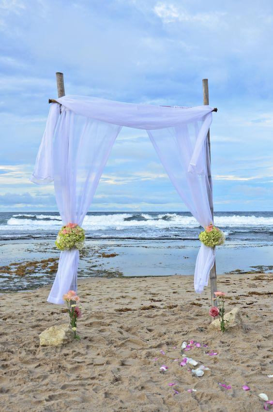 Elope Barbados Beach Wedding Eastcoast Bathsheba Reefpool Arch Elopebarbados