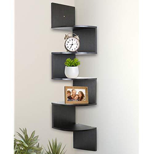 Decorative Shelves More Than Pure Shelves Wall Mounted Corner Shelves Wall Shelves Design Corner Wall Shelves