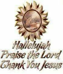 Praise You, Lord Jesus! Praise Your Holy Name TODAY AND FOREVER!