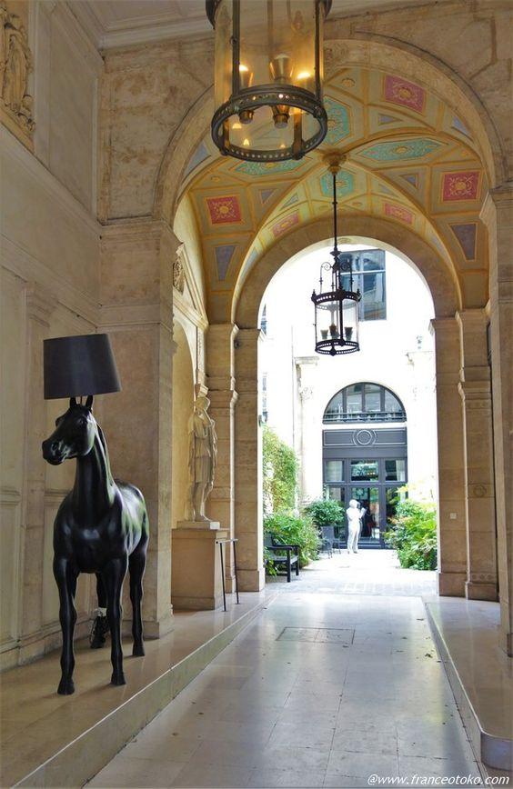 パリ オスマン建築