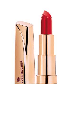// Grand Rouge - Rouge vif // Die zarte, feuchtigkeitsspendende Textur des Grand Rouge Lippenstifts verschmilzt mit Ihren Lippen wie eine zweite Haut . Für ein einzigartig sinnliches Gefühl beim Auftragen.   #yvesrocher #GrandRouge #Lippenstift