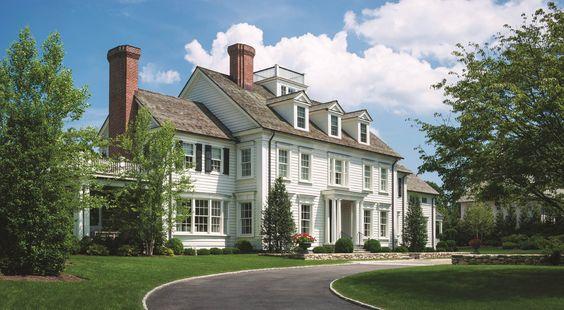 Sasco Hill Road Residence