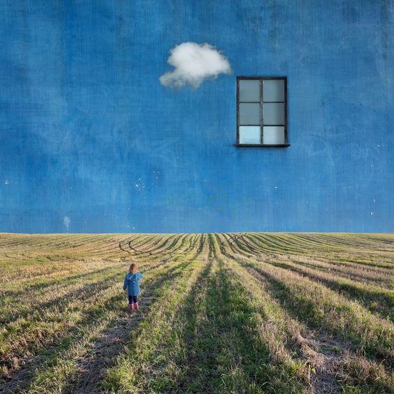 Fotografía Big Blue por Dariusz Klimczak en 500px