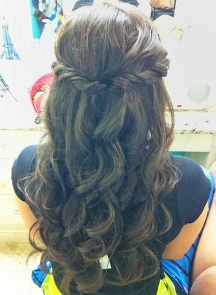 sides twisted, bottom curled