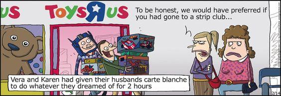 WuMo Comic Strip, February 14, 2015 on GoComics.com