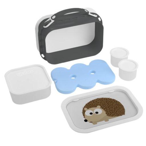 Cute Hedgehog Lunchbox