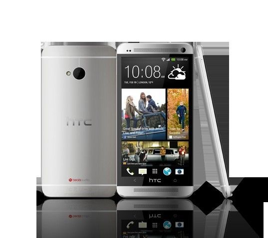 HTC One 32GB White Unlocked (AT&T) Smartphone Good Condition