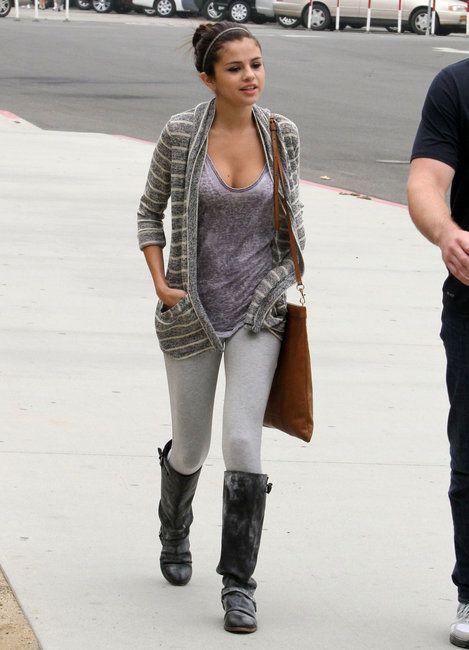 Selena Gomez Casual Style