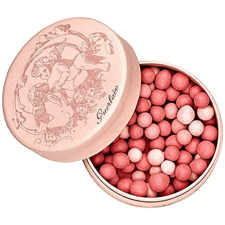 Météorites Perles De Blush - Guerlain | Sephora I wanna try these blush beads♡