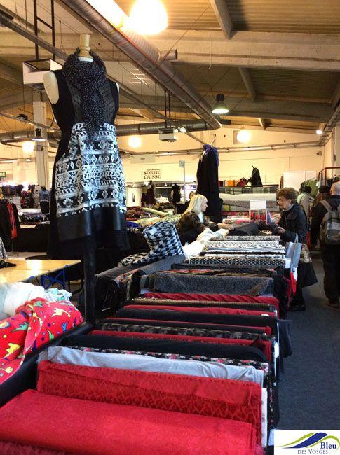 La collection de tissus automne/hiver 2015-16 au salon Mode & Tissus