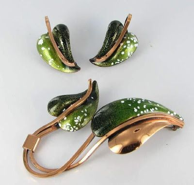 Collecting Vintage and Contemporary Jewelry: Renoir Jewelry Styles ...