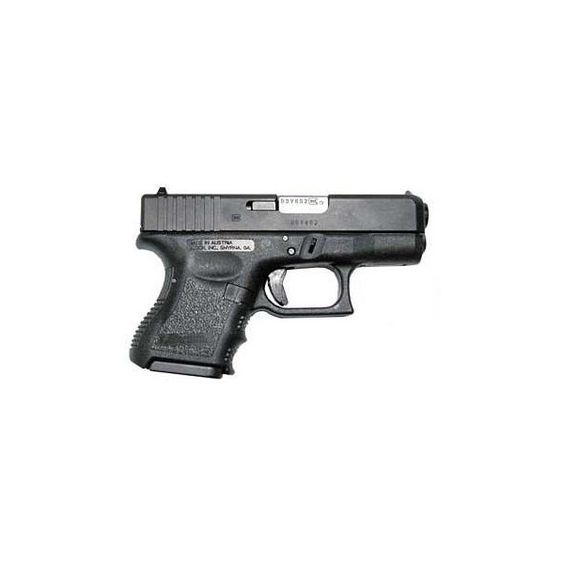 Glock 26 ❤ liked on Polyvore featuring weapons, guns and small arms