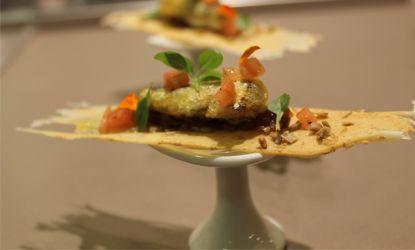 YOLANDA | Recetas | Recetas Susi Díaz | Sardinas sobre galleta de pipa sin huevo