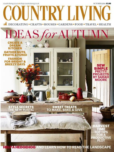 Home Decorating Magazines Country Living Magazine Country Living Uk Decor Magazine