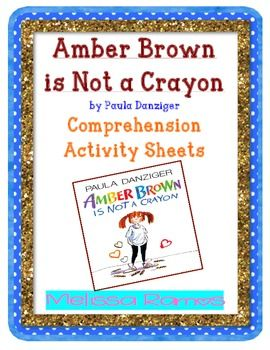 Amber Brown sees red /