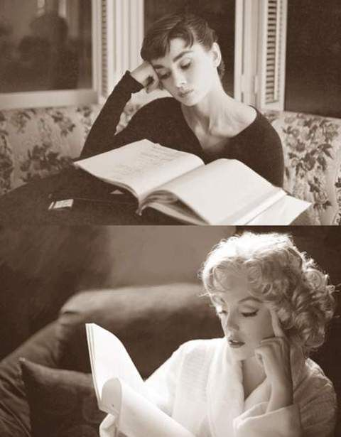 Great ladies reading