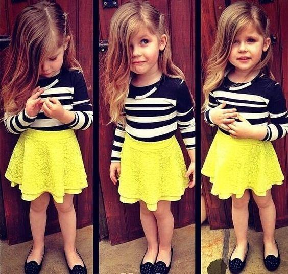 Swell Her Hair Girl Clothing And Children On Pinterest Short Hairstyles Gunalazisus