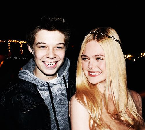 Colin Ford And Elle Fanning Fan Fiction