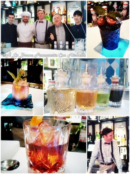 Raw Bar de la Lonja de Mar, Madrid.