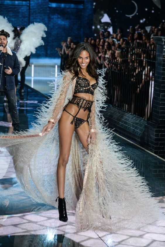 Cindy Bruna - Portrait of an Angel, Victoria's Secret Fashion Show 2015