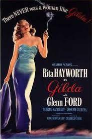 Resultado de imagem para rita hayworth gilda dress