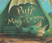 Puff the Magic Dragon -- Read review here: http://www.inspiredbysavannah.com/2012/10/welcome-in-fall-with-good-book-puff.html