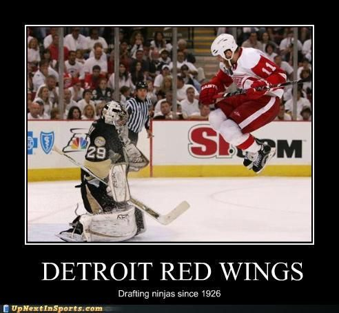 Funny Hockey Jokes | Red Wings and funny pictures - SportsHoopla.com Sports Forums #nhl #hockey #funny