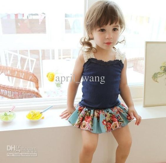 2013New Arrival!! Baby Girl Boho Style Dresses Bohemia Wind Two-Pieces Dress