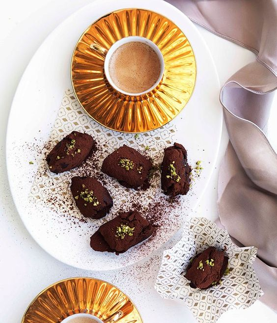 Pistachios, Truffles and Recipe search on Pinterest