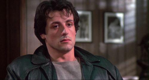 Sylvester Stallone como Rocky Balboa en la película 'Rocky' (1976)