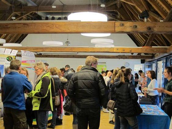Youth Education & Travel Fair in #Basel: 14. November 2015, Bildungszentrum Bürgerspital