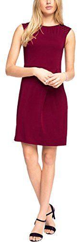#ESPRIT #Collection #Damen #Etui #Kleid #115EO1E013, #Knielang, #Gr. #32…