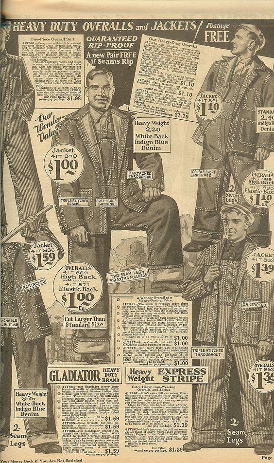 カタログ ワークウェアー 60年代 アメリカ - Google 検索