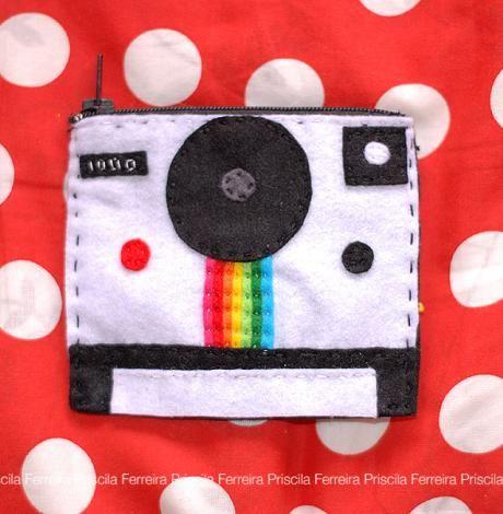 polaroid wallet